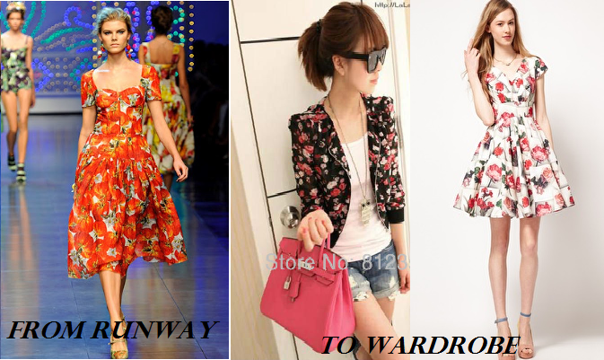 Fashion From The Runway To The Wardrobe... Simplified! 1