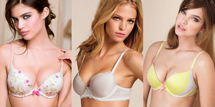 How to choose underwear: Bra 1