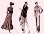 Ancient Fashion Consist Evergreen Zoot Suit Style 1