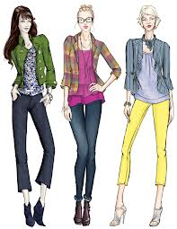 How fashion illustration can make us trendy? 2