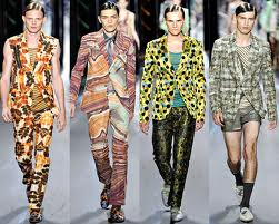 menswear trending prints fashion