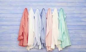 Summer Linen Shirts Colors