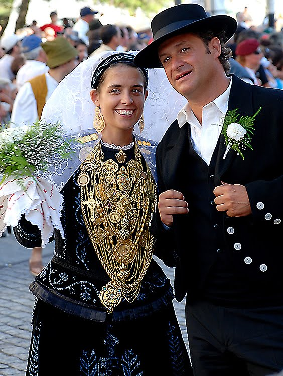 Portuguese Traditional Costumes 4