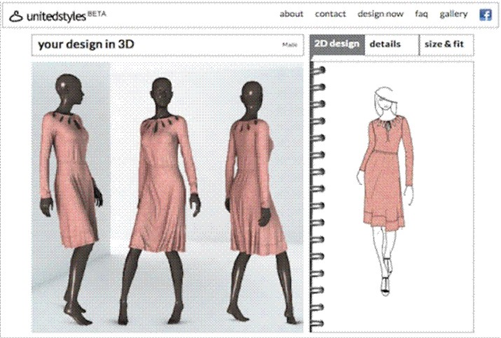 Cad Software In Fashion Designing Style2designer